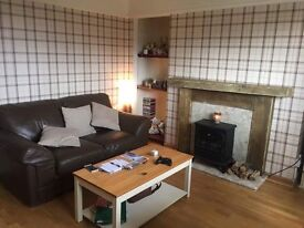 Flat to let. Lossiemouth.
