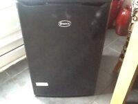 High gloss black under worktop fridge clean condition £45