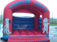 Bouncy castles for sale from £100