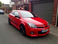 Vauxhall Astra VXR Racing Edition 425 Courtenay Sport Stage 4