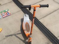 Kids electric scooter. Vgc but, needs new battery hence price.