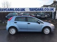 2006 FIAT PUNTO 1.2 , 1 YEARS MOT, 5 DOORS, LOW MILES!! NOW £1495