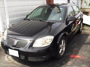 2007 Pontiac G5 SE w/1SA