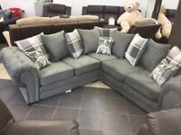 LUXURY SOFA BARON CHESTERFIELD CORNER OR 3+2 SEATER SOFA SET AVAILABLE IN STOCK