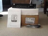 Eden E300 bass amp head