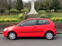 CHEAPEST BARGAINN ON THE INTERNET!! 2005 VW POLO WITH 6 MONTHS MOT ONLY £650