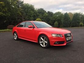 2010 Audi A4 S line 2.0 Tdi ....Finance Available