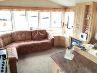 Lovely Static Caravan For Sale in Saltcoats