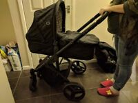 Pushchair 3 in 1 in good condition