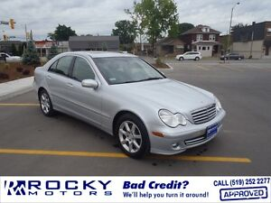 2007 Mercedes-Benz C-Class C280 Luxury 4MATIC Windsor Region Ontario image 8