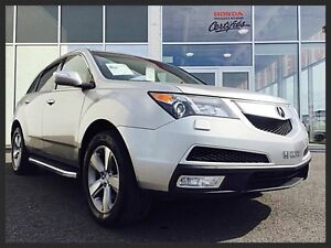 ACURA MDX PREMIUM SH-AWD 2011 ~ 7 PLACES | CUIR | TOIT OUVRANT |
