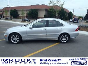 2007 Mercedes-Benz C-Class C280 Luxury 4MATIC Windsor Region Ontario image 3