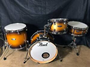 Pearl Decade maple 4pce pack 18/12/14/ Snare. NEW [DK 1051]