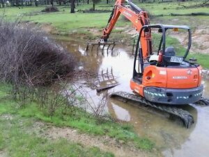 5.5 ton excavators and 6 ton swivel dumpers for hire Lilyfield Leichhardt Area Preview