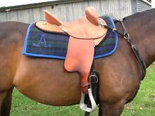 Swinging Fender Camp draft saddle Gloucester Gloucester Area Preview