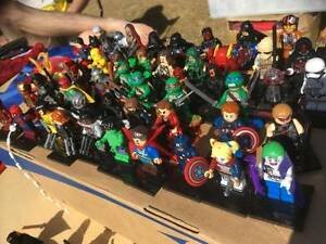 Sale Extended! Superhero Character Blocks - Just like Lego! Palm Beach Gold Coast South Preview