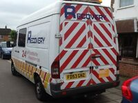 SPRINTER RECOVERY TRUCK VAN WITH ELECTRIC. RDT ,