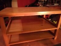 Wooden TV unit/ Cofee Table