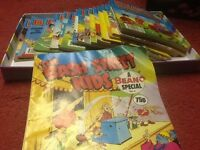 Beano Library Books (19) & A bash Street Kids special
