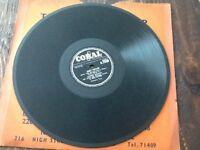 Elvis, Tab Hunter, Jackie Wilson 78 Records