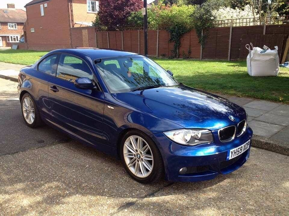 bmw 120d m sport coupe in hayes london gumtree. Black Bedroom Furniture Sets. Home Design Ideas