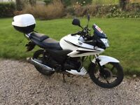 Honda CBF 125cc Learner Legal Just Serviced