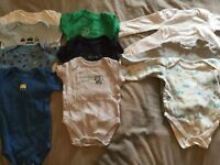 Baby boy bundle 3-6m, 35+items