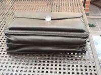 Black Brief Case / Laptop Case