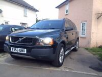 VOLVO XC90 2.4 D5 AWD 2006 7 SEATER FOREST GREEN METALLIC