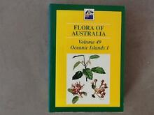 Flora Of Australia Volume 49 Oceanic Islands 1 - 681 Pages Glenorchy Glenorchy Area Preview