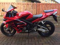 Honda CBR600RR >>>>>>>>no swaps<<<<<<<<<