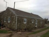 1 Bed single storey barn conversion to let