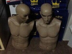Male Mannequins Maida Vale Kalamunda Area Preview