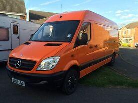 Great example sprinter van. no VAT