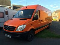 Great example sprinter van. no VAT