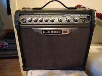 Line 6 Spider 3 15w amp