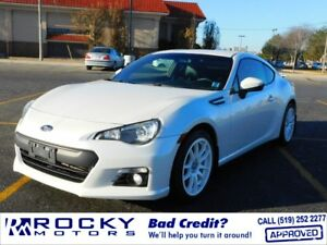 Subaru BRZ Limited - Drive Today | Great, Bad, Poor or No Credit