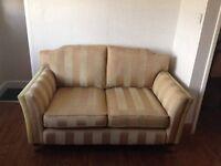 REDUCED PRICE!!!!!!!! Beautiful Handmade Welsh Sofa