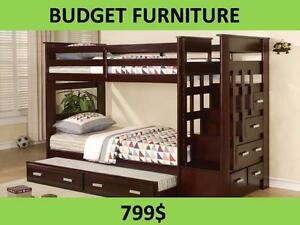 BUNK BEDS WARE HOUSE DEALS FROM 299$