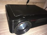 Projector LED 66 projector (£130 new)