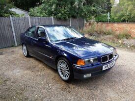 BMW 328i 88k Miles 12 Months MOT! E36 3 Series Classic