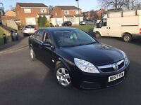 VAUXHALL VECTRA EXCLUSIVE CDTI 150 B/H/P ONLY 97K F/S/H
