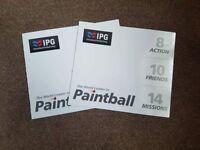 20 Paintball Tickets