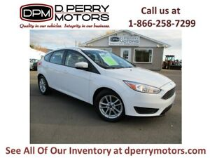 2017 Ford Focus Auto   Hatchback   A/C   Cruise   Backup Camera