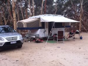 Jayco Eagle Camper Trailer Leeming Melville Area Preview