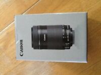 Canon DSLR Kit and equipment all new 24.2 mega pixel touch screen