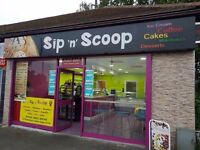Ice Cream & Coffee Shop, Established Takeaway Business for Sale