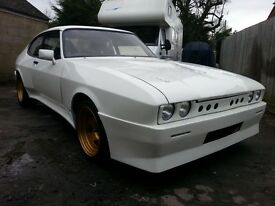 FORD CAPRI 2.9 V6 COSWORTH 6 PEED TRIPPLE X PACK BIG SPEC MAY PX CAR/BIKE MUST SEE STUNNING