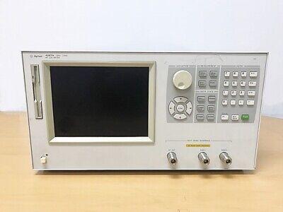 Keysight Agilent 4287a 1mhz-3ghz Rf Lcr Meter