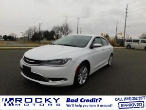 2015 200 Limited - Drive Today | Great, Bad, Poor or No Credit